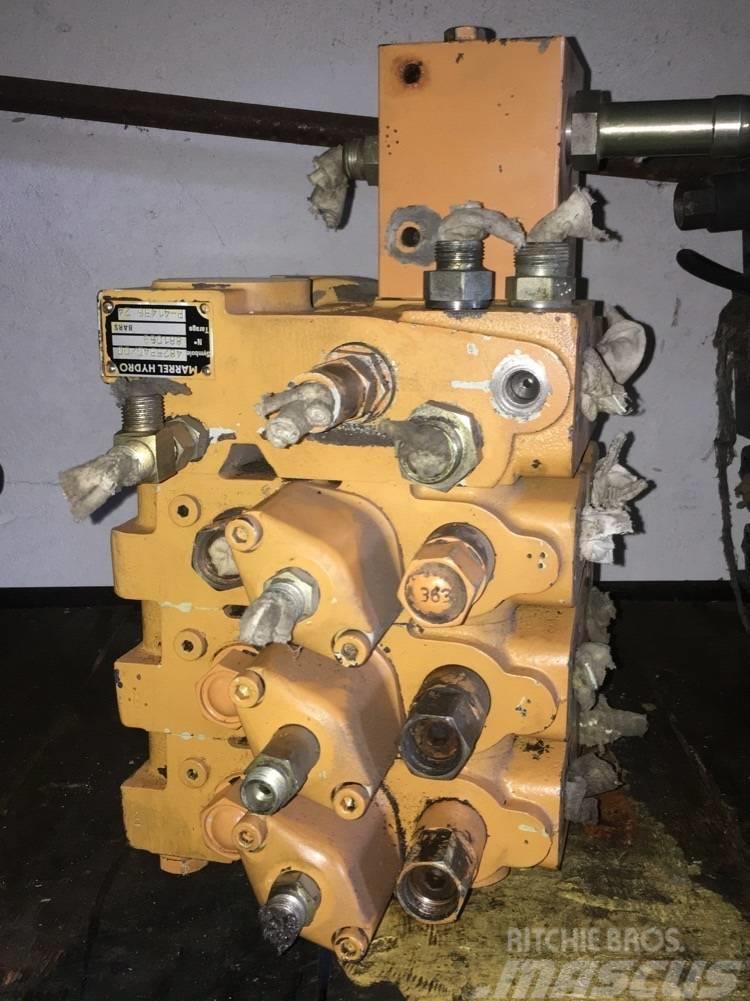 Marrel Hydro - rozdzielacz hydrauliczny 482534D/00 881069