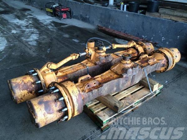 Case CASE 788P front + rear axles