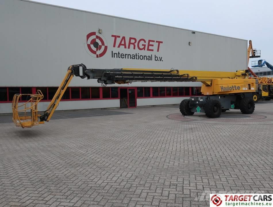 Haulotte H43TPX Telescopic 4x4x4 Boom Lift 4220cm DEFECTIVE