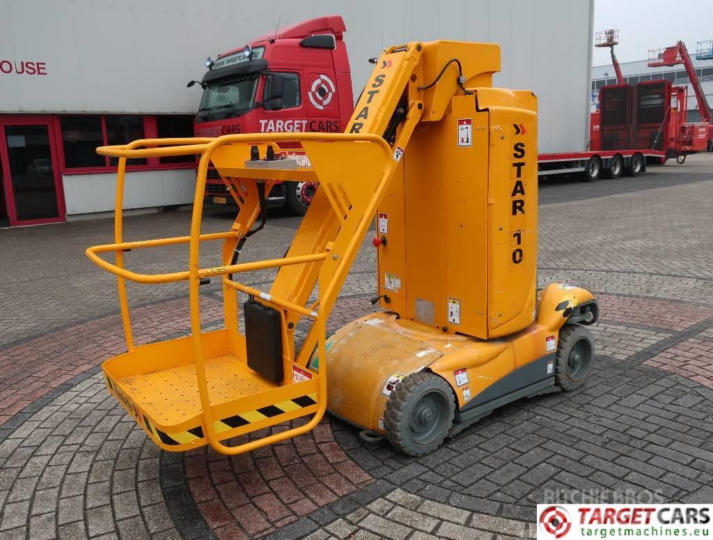 Haulotte Star 10-1 Electric Vertical Mast Work Lift 1000cm