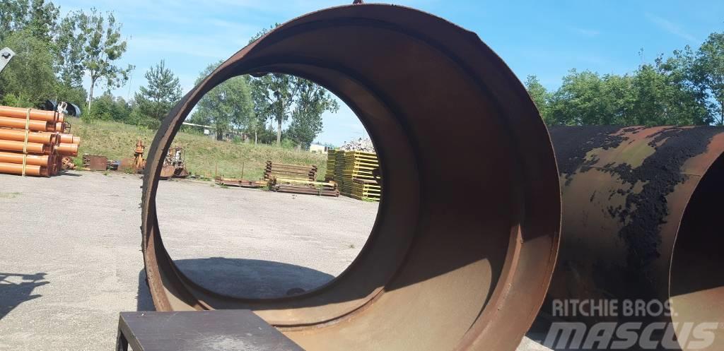 [Other] obudowa studni obudowa - rura stalowa