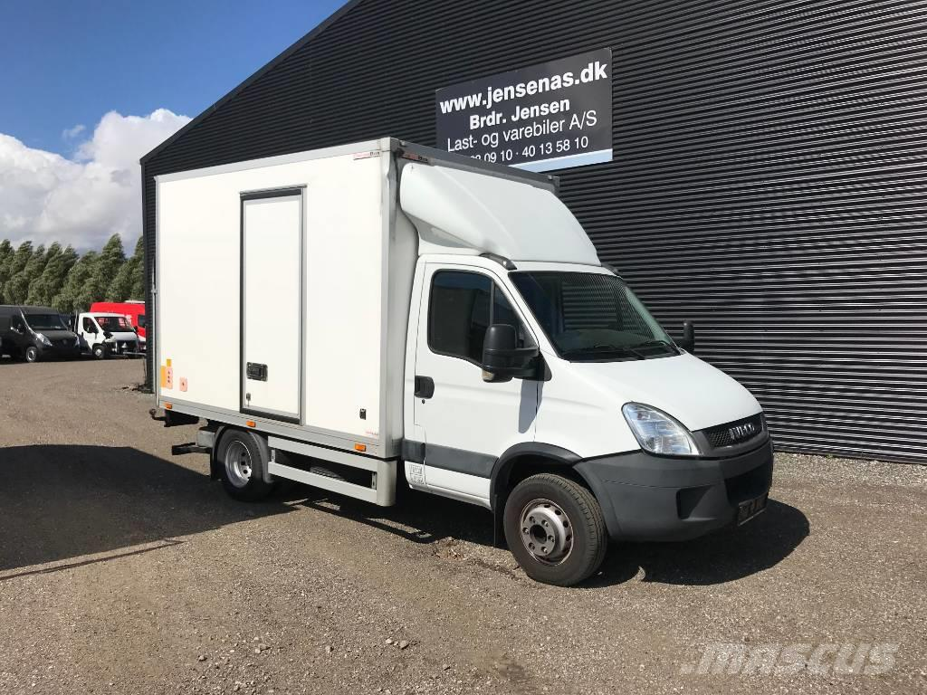 Iveco Daily 65 C 17 ALUKASSE MED LIFT