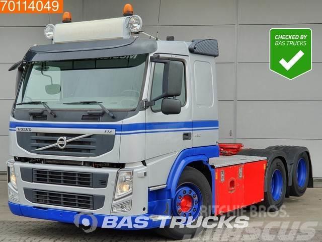 Volvo FM 420 6X2 Hydraulik Liftachse Euro 5