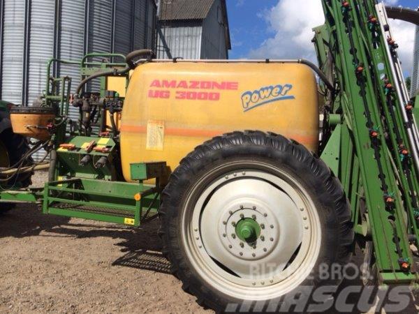 Amazone trailersprøjte UG3000 Power
