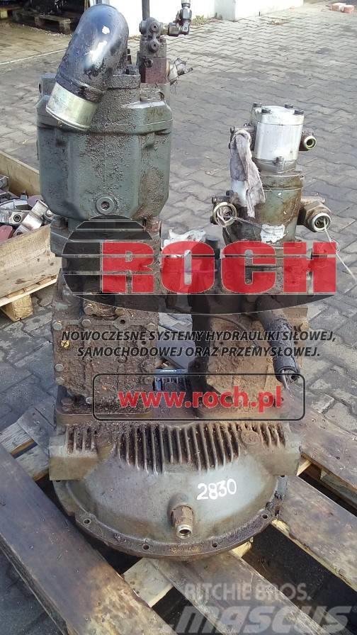 Liebherr 632 Pompy +Zmiennik Pumps + Alternate