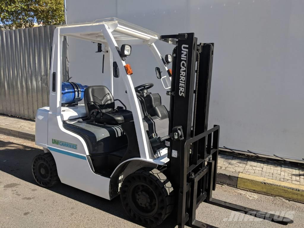 UniCarriers P1F2A20 - 8536