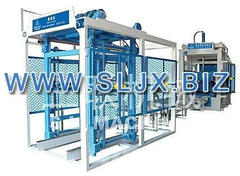 SanLian QT8-15 Block Making Machine