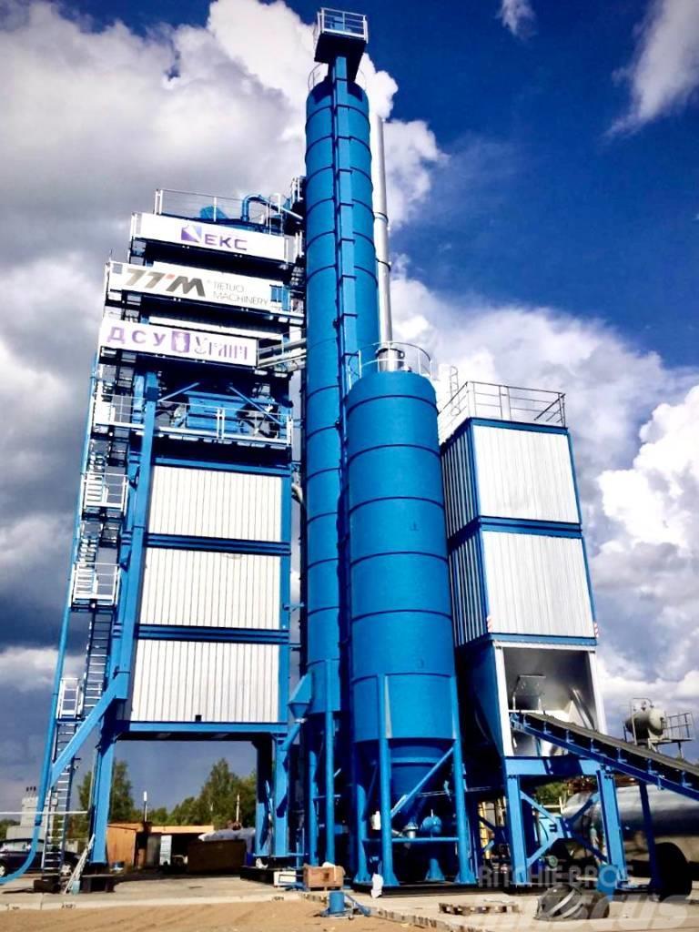 [Other] TTM Tietou Machinery GLB Asphalt Plant