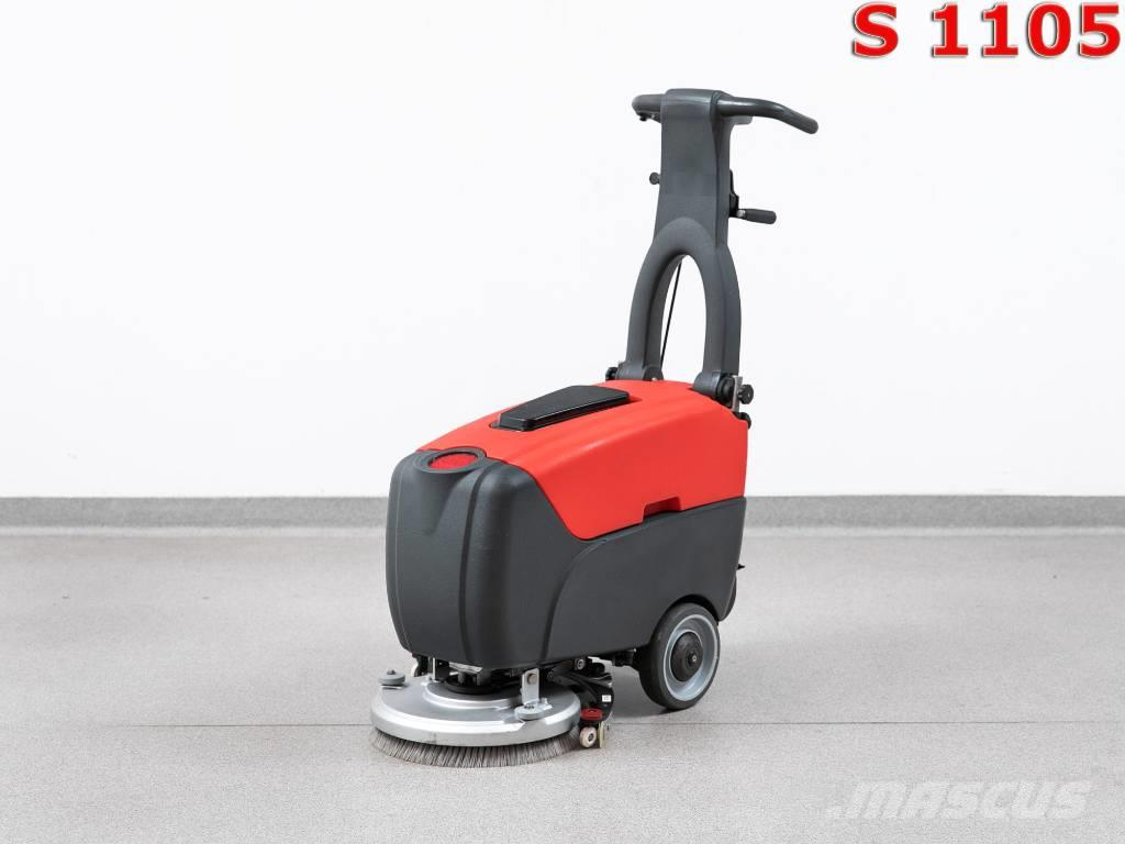 [Other] Scrubber dryer GHIBLI RESTYLE 38 B / NEW BATTERIES