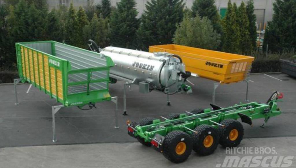 Joskin Cargo TRM + Vacu-Cargo 26 000