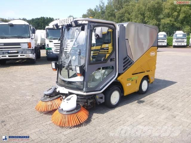 Applied sweeper Green machine 636