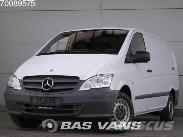 used mercedes benz vito 113 l2h1 3m3 airco koelwagen lang kerstner panel vans year 2014 price. Black Bedroom Furniture Sets. Home Design Ideas