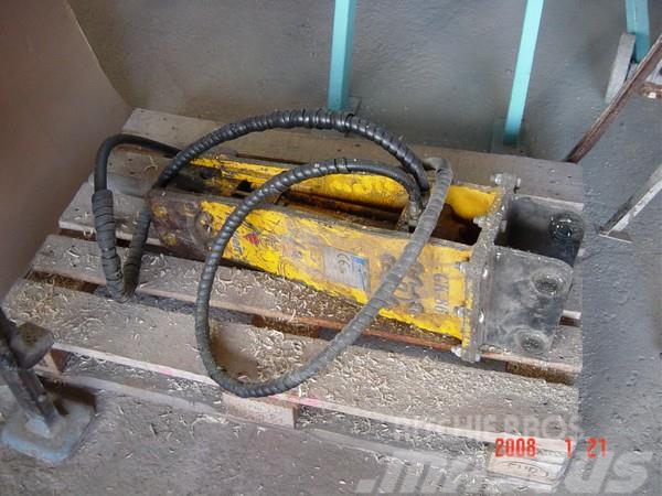 ITALDEM Bontókalapács 120 kg