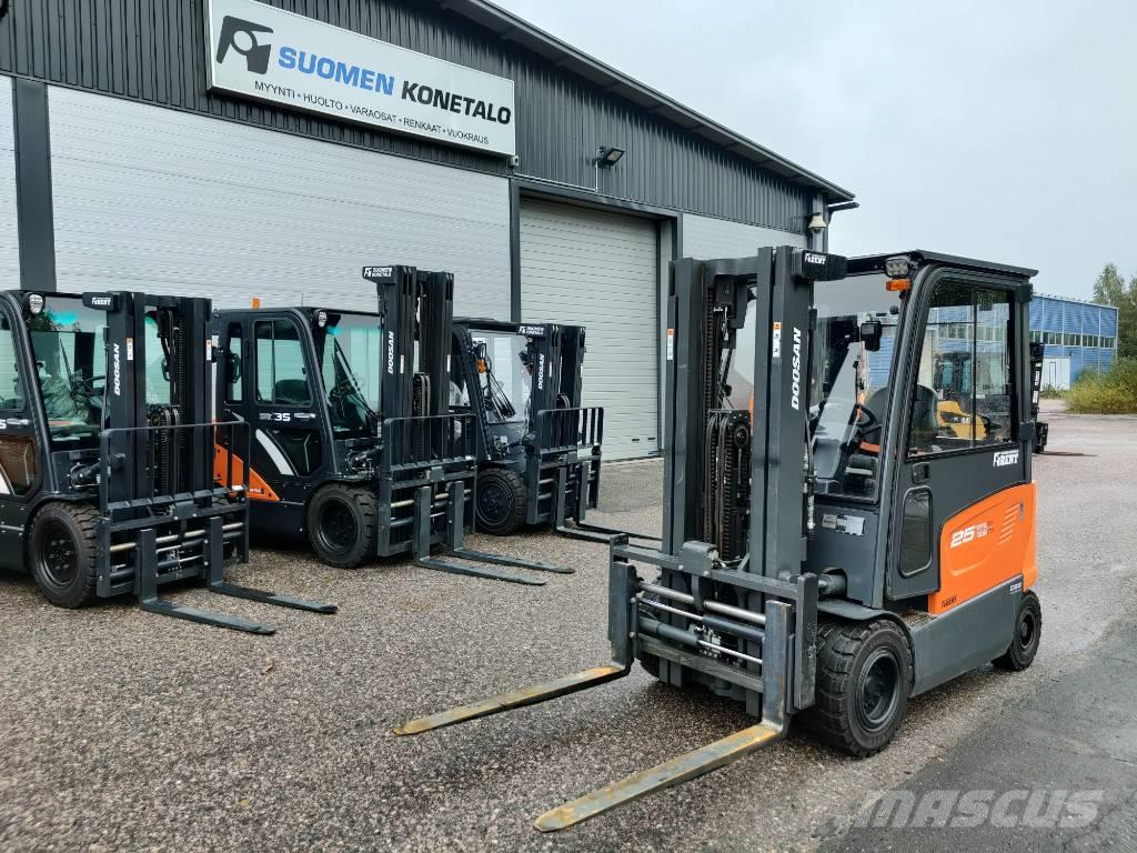 Doosan B25X-7 RENT109