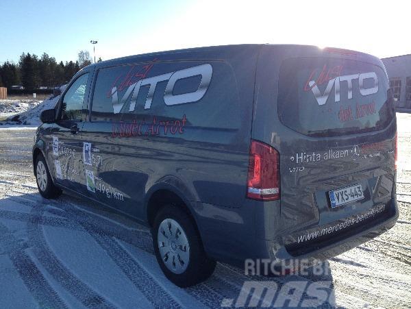 Mercedes-Benz Vito 111CDI-3,05/32K keskipitkä A2, 2014, Lätta skåpbilar