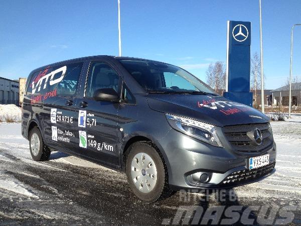 Mercedes-Benz Vito 111CDI-3,05/32K keskipitkä A2
