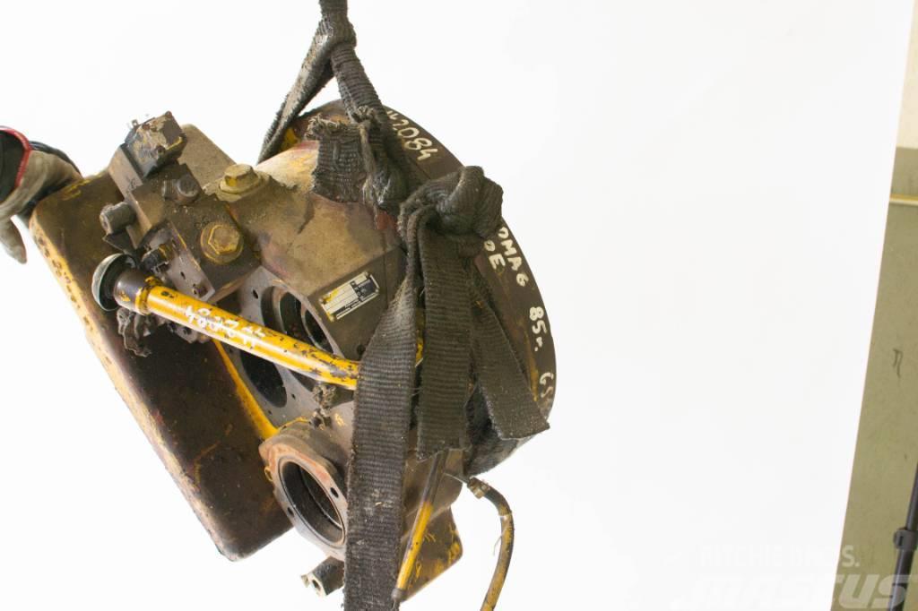 Hanomag 511,52 Skrzynia Gearbox Getriebe