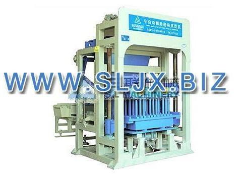SanLian QT4-15 Block Making Machine