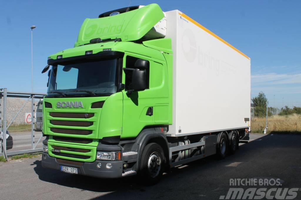 Scania R480LB6X2*4MNB Euro 5