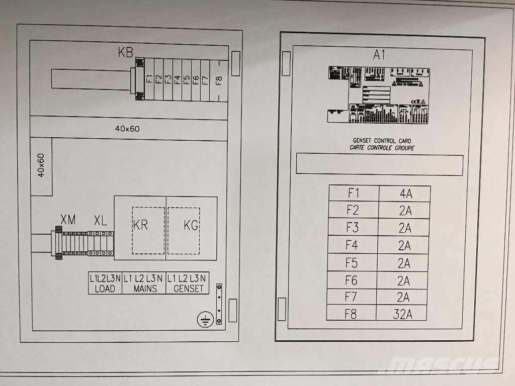 Ats Panel 125a Max 80 Kva Dpx 27504 Other Price 1105 Year Wiring Diagram Genset 2018