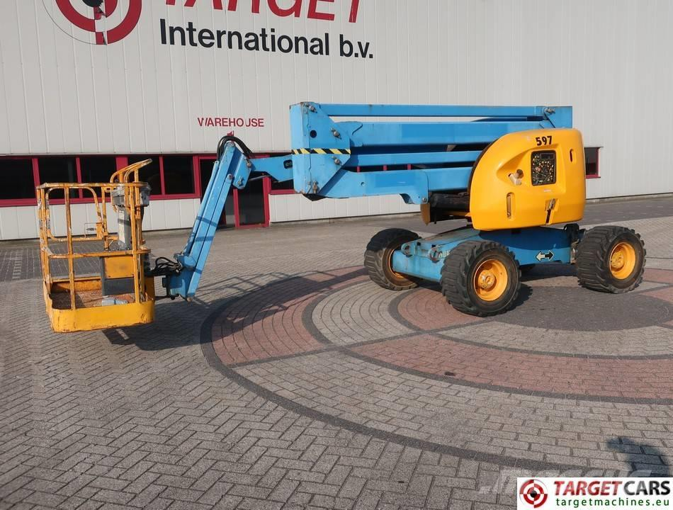 JLG 450AJ Articulated 4x4 Diesel Boom Work Lift 1551cm