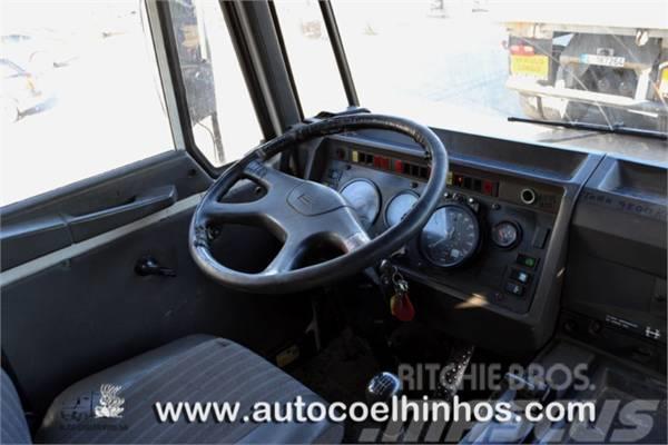 DAF 1900 Turbo, 1990, Flakbilar