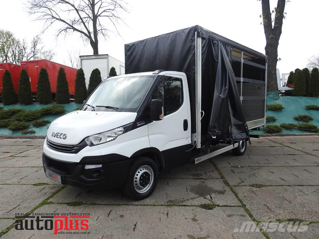 Iveco DAILY 35S16 LIFT 8 PALETS WEBASTO A/C AUTOMATIC