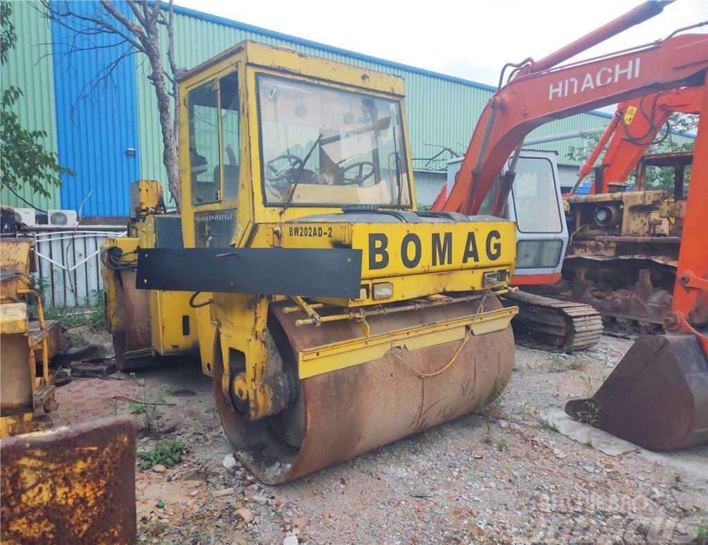 Bomag BW 202 AD-2