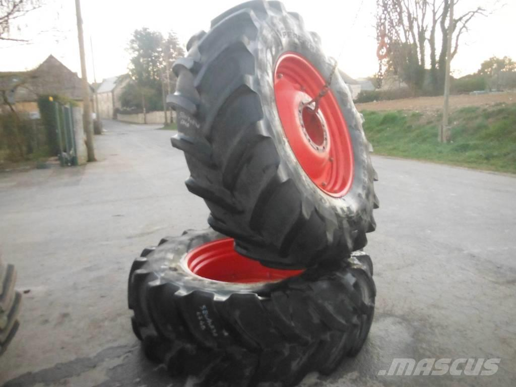 Firestone 580/70R38