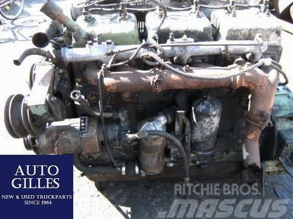 [Other] Henschel Motor 6 R 1215 D für Setra Bus