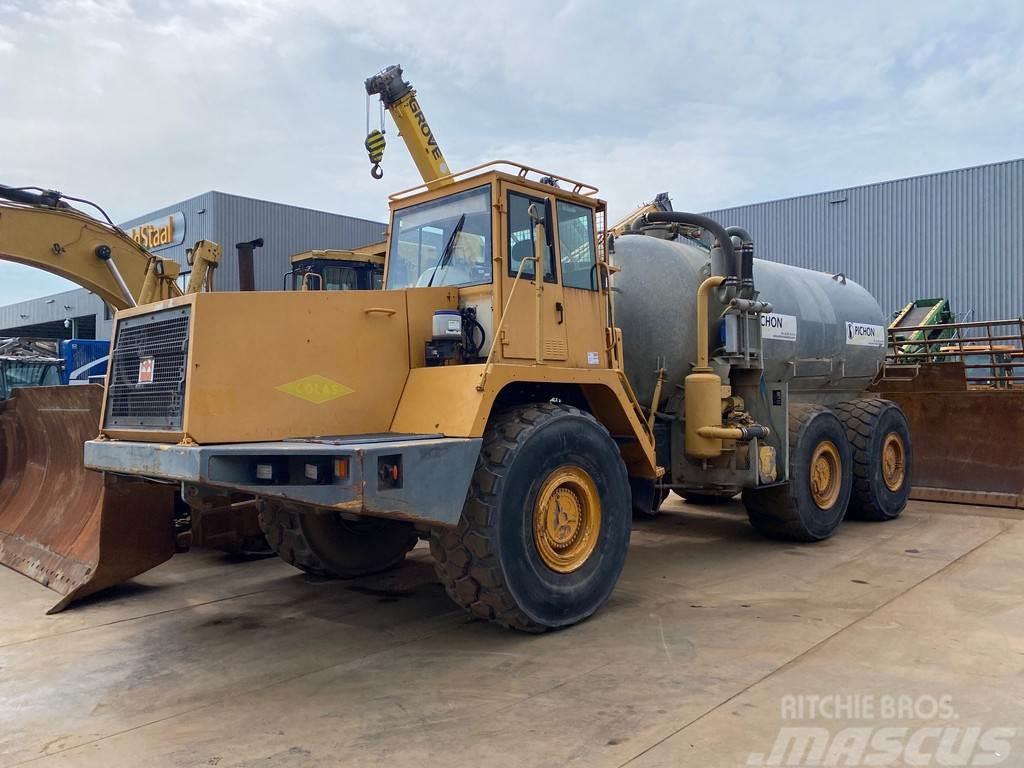 Terex TA35 Articulated Tanker