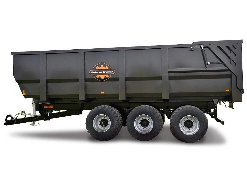 Palmse Volymvagn D 2228