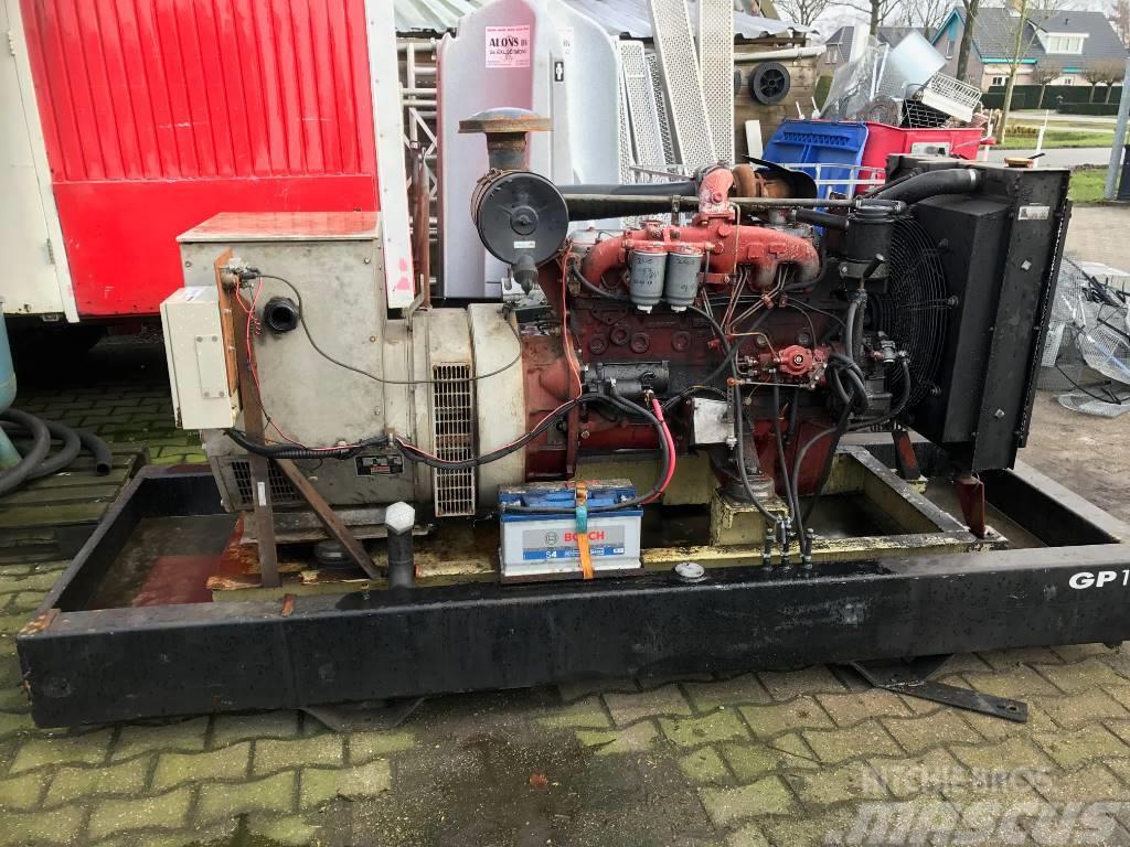 Iveco generator 100 kva