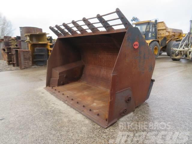 Caterpillar 938 M *Neat* High tip bucket 4700ltr