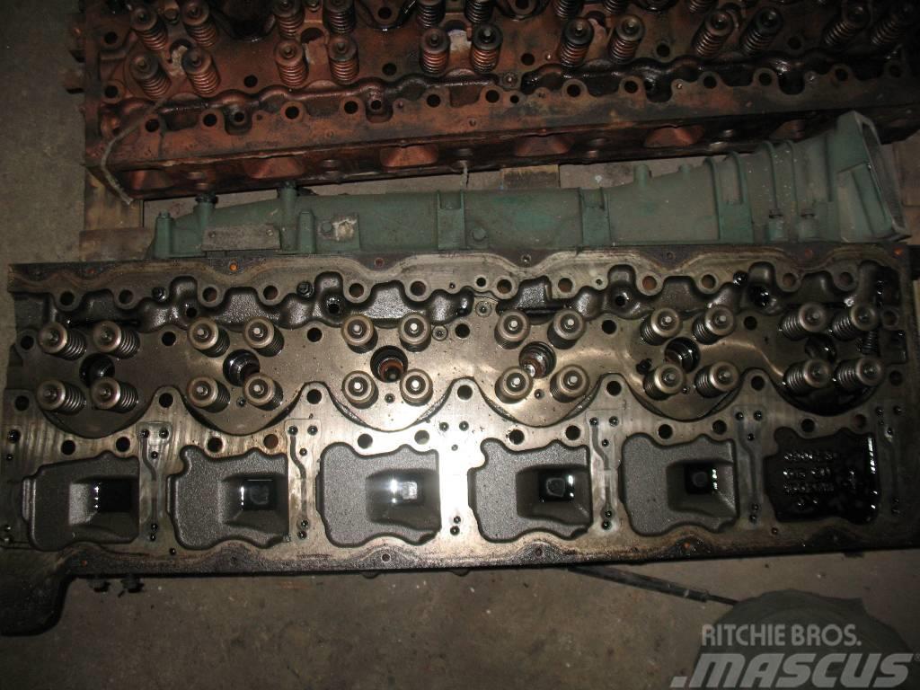 Volvo FH13 engine head
