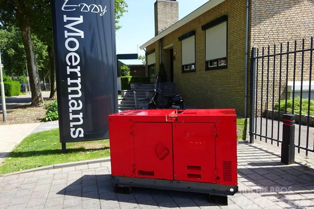Atlas Copco QAS 20 Kd Generator