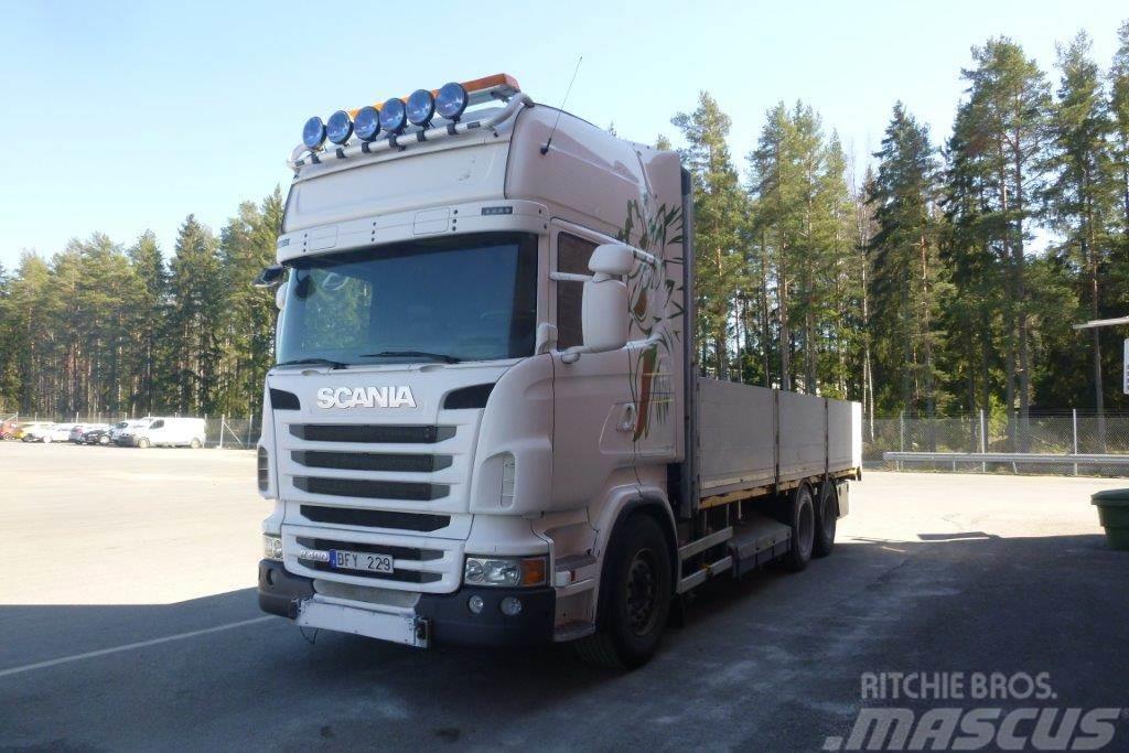 Scania R 480 6x4 HNB