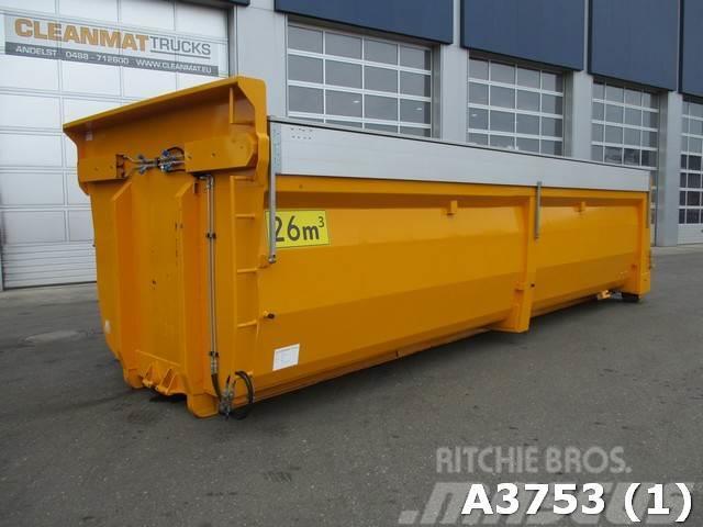 Container 26m3