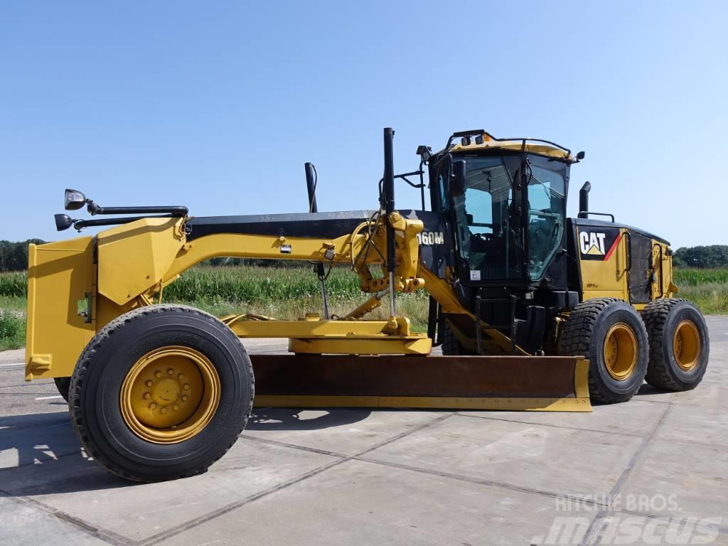 Caterpillar 160M (Extra functions/EPA)