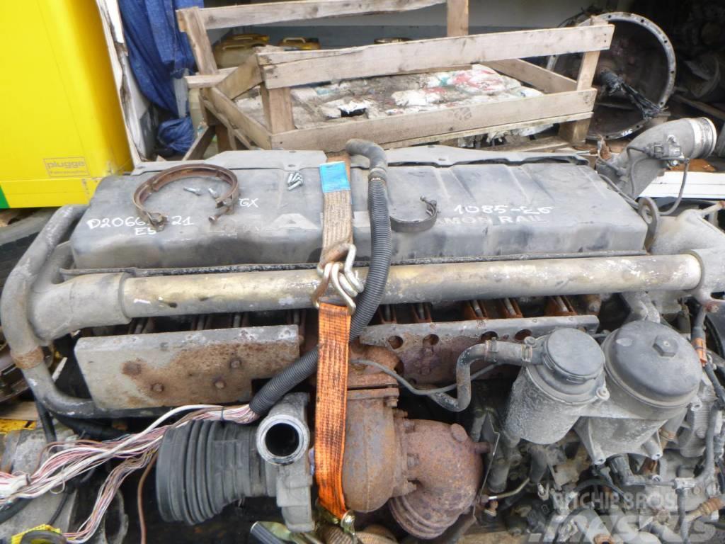 MAN TGX ENGINE D2066LF21