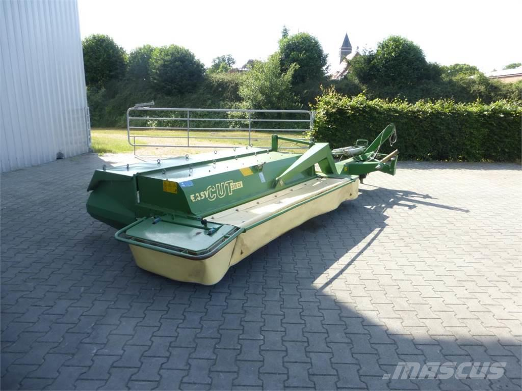 used krone easy cut 320 cv mowers year  2007 price  us