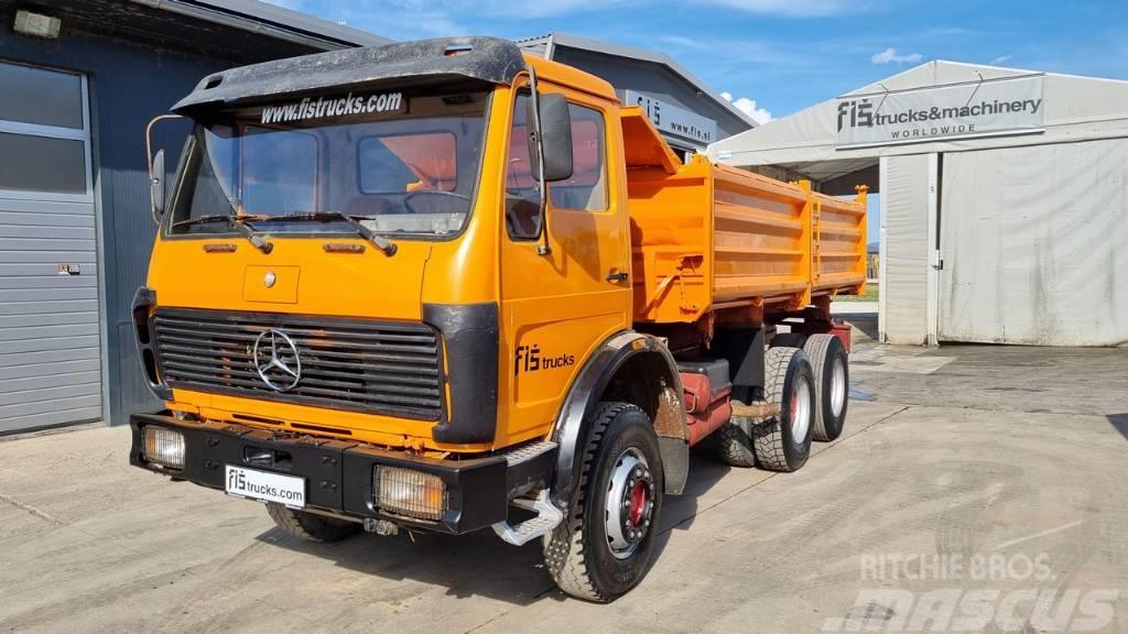 Mercedes-Benz 2626 K 6x4 meiller tipper