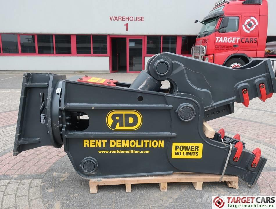 Rent Demolition RD20 Hydr Rot Crusher Pulverizer Shear 21~28T NEW