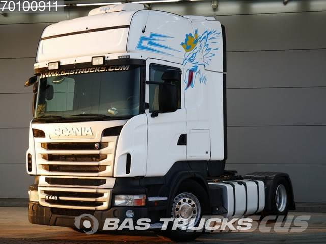 Scania R440 4X2 Manual Retarder Standklima Euro 5