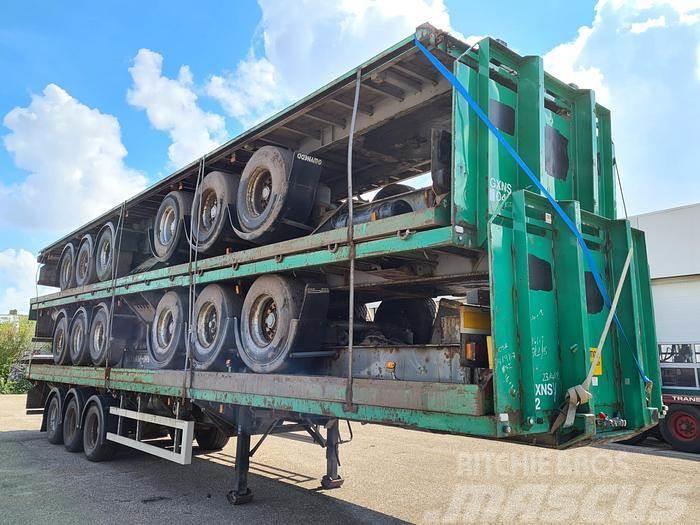 GT 3 axle / air suspension / ROR