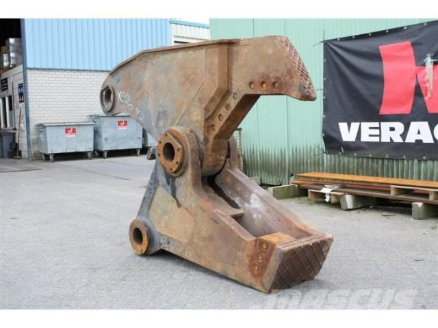 Caterpillar Verachtert Demolitionshear MP40 S