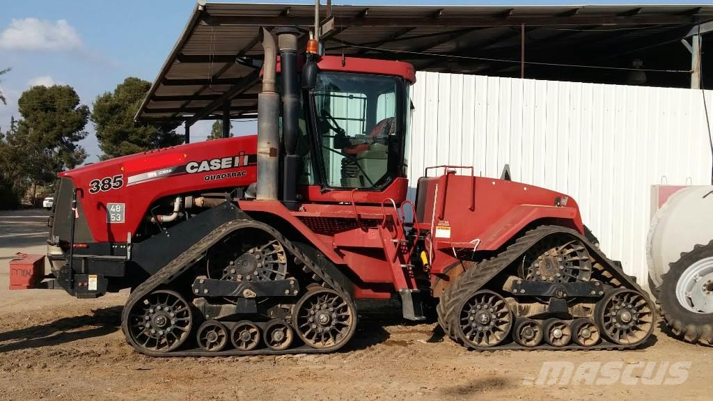 Case IH STX380 QUAD