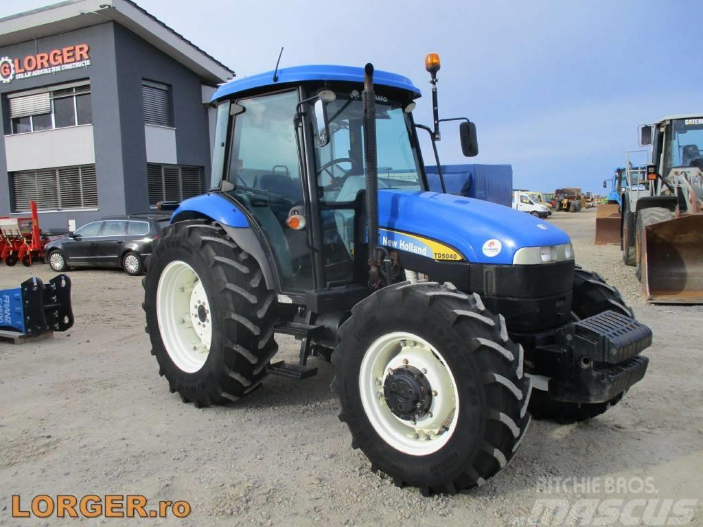 New Holland TD 5040