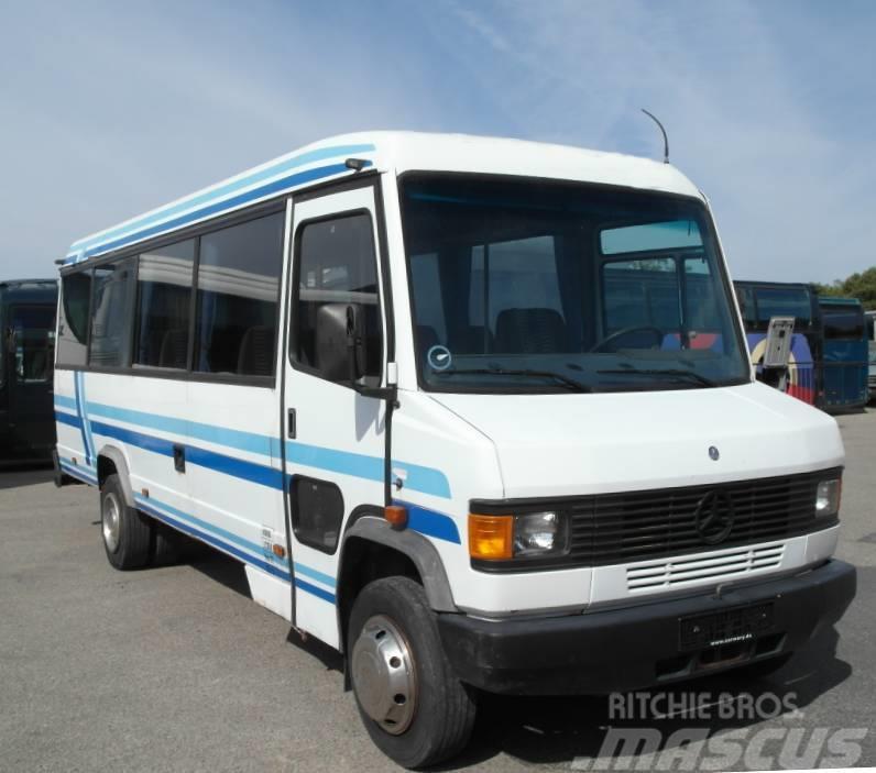Mercedes-Benz O 614 D/814/815/Vario/23 Sitze/Webasto/711/609