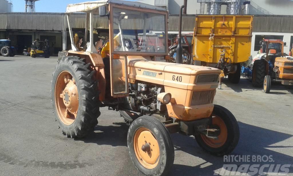 Außergewöhnlich Fiat 640 - Tractors, Price: £5,202, Year of manufacture: 1974 &WR_44